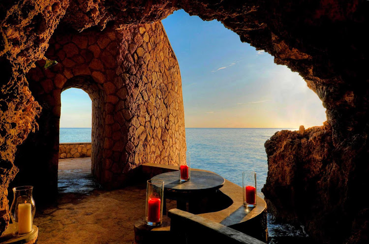 Perched on the cliffs overlooking Negril's scenic West End in Jamaica, Blackwell Rum Bar is a sight like no other. The cave, created from two limestone grottos, offers a full open bar. (Talk about your man cave!) Order any drink, but make it rum.