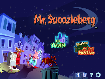 Mr Snoozleberg