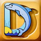 happyKids Animal Alphabet Game icon