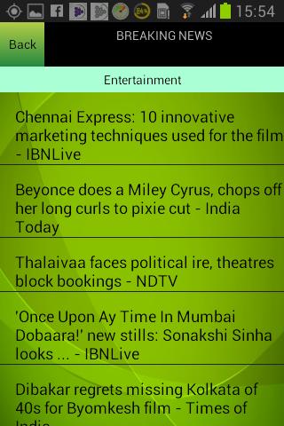 【免費新聞App】Breaking News-APP點子
