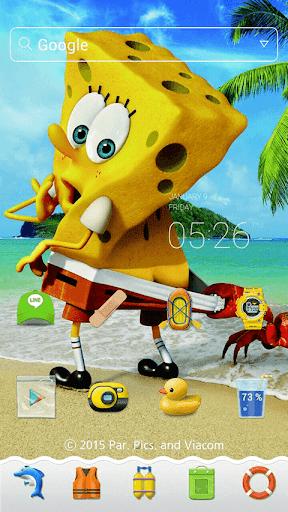 Spongebob 3D_Oops ドドルランチャーテーマ