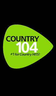 Country 104- screenshot thumbnail