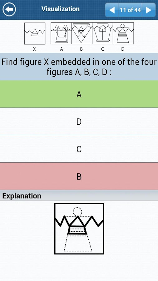 The IQ Test- screenshot