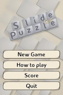 Slide This Puzzle FREE- screenshot thumbnail