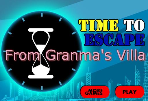 EscapeFromGranma'sVilla