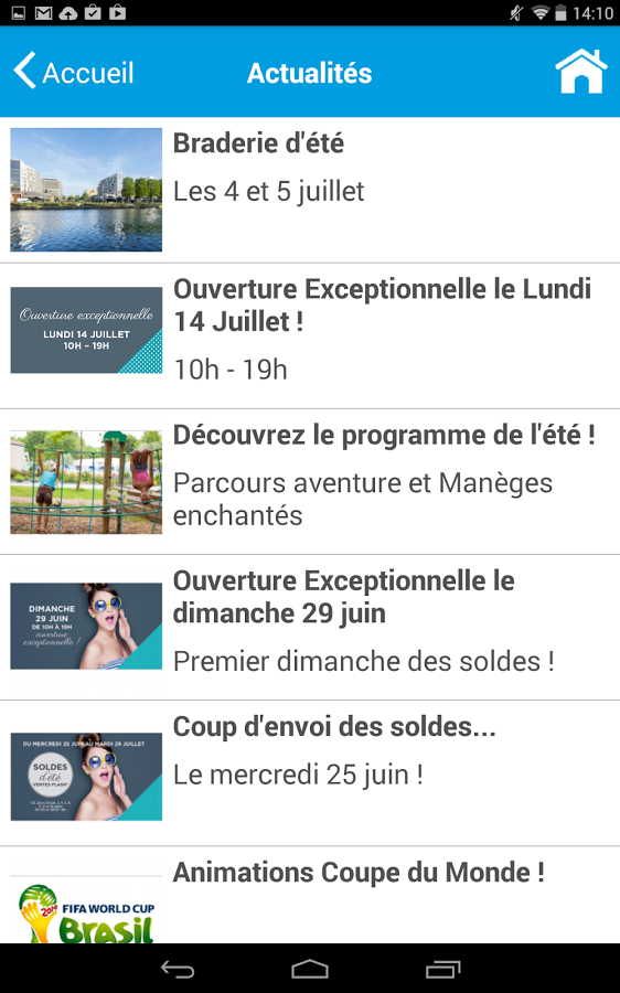 Les rives de l 39 orne android apps on google play - Rives de l orne magasins ...