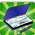 Business Check Book icon