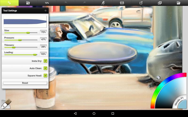 ArtRage: Draw, Paint, Create Screenshot 11