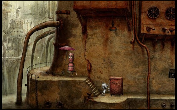 Machinarium APK screenshot thumbnail 6