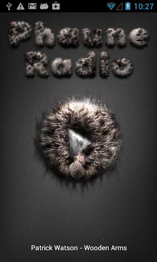 【免費音樂App】Phaune Radio-APP點子