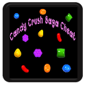 Candy Crush Saga Cheat icon