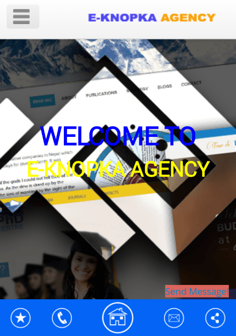 E-knopka Agency- screenshot