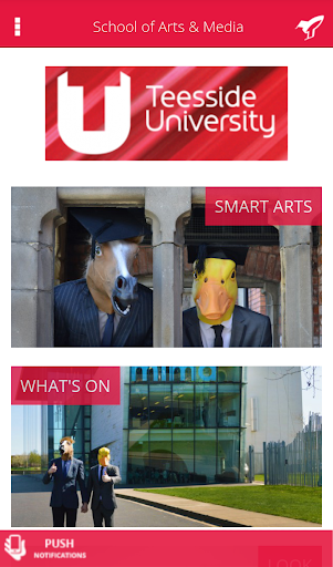 Teesside Uni Arts Media