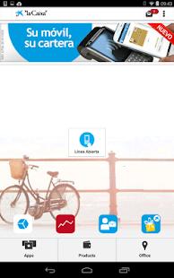 """""""la Caixa"""" - screenshot thumbnail"""