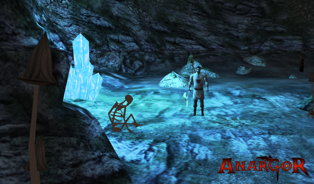 Anargor - 3D RPG FREE - screenshot