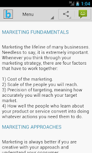 Marketing Plan & Strategy- screenshot thumbnail