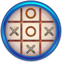 Tic Tac Toe Game mobile app icon