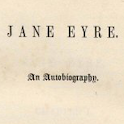 Jane Eyre by Charlotte Bronte logo