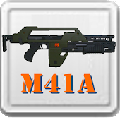 Weapon Sounds M41A Pulse Rifle