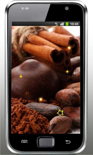 Chocolate Best live wallpaper