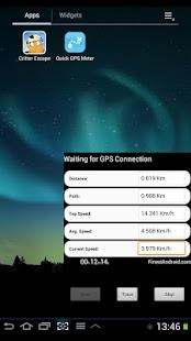 Quick GPS distance meter free- screenshot thumbnail