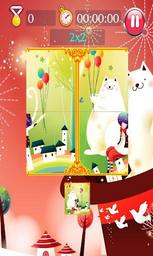 玩益智App|動物樂園兒童拼圖免費|APP試玩