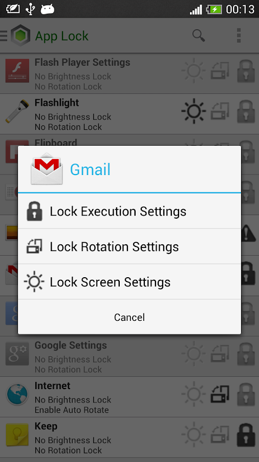 AppLock (Device Guard) - screenshot