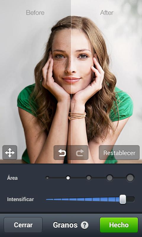 LINE camera - screenshot