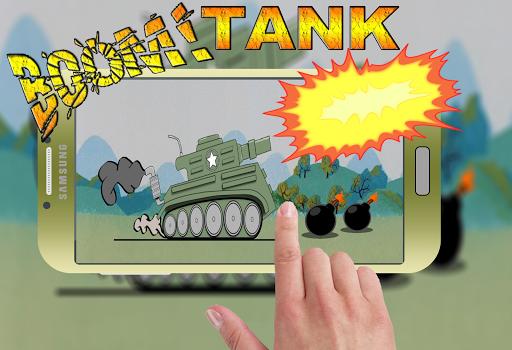 Boom Tank Force Combat