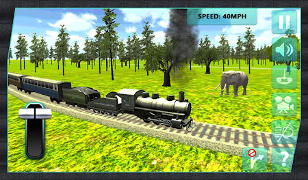 Real Train Driver Simulator 3D 1.0.3 screenshot 110734