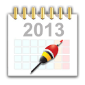 MP Fishing Calendar Pro icon