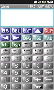 Calsma Scientific Calculator- screenshot thumbnail
