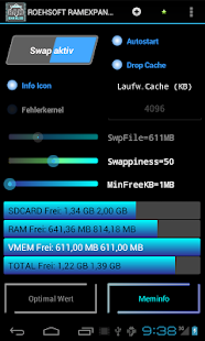 ROEHSOFT RAM-EXPANDER (SWAP) Screenshot