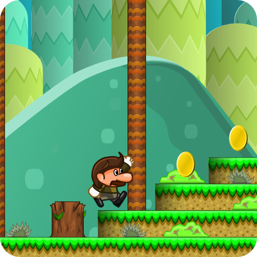 冒险のZacky世界 LOGO-記事Game