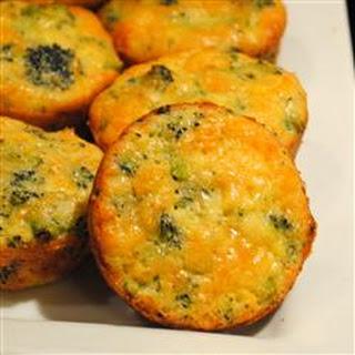 Broccoli Corn Muffins.