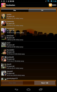 Singles AroundMe GPS Dating - screenshot thumbnail