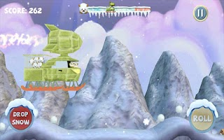 Screenshot of Angry Yeti