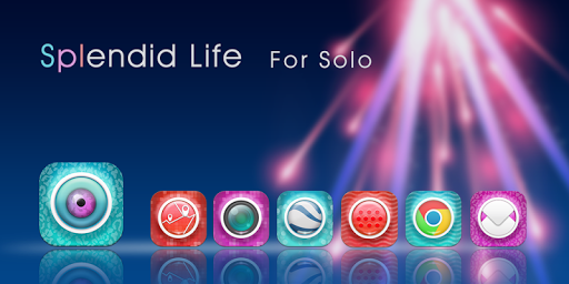 Splendid Life Icons Wallpapers
