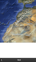 Screenshot of Sahara occidentale Notizie