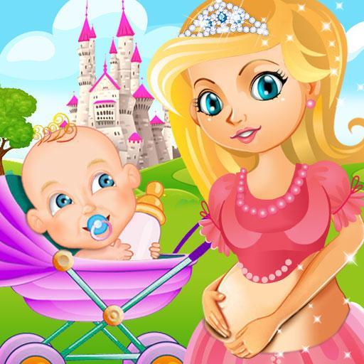 Pregnant Princess Gives Birth LOGO-APP點子