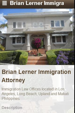Licensiado de inmigración