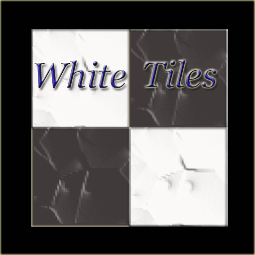 Avoid the White Tile