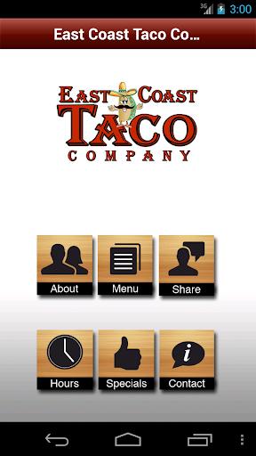 East Coast Taco Company