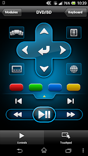 PowerDVD Remote - screenshot thumbnail
