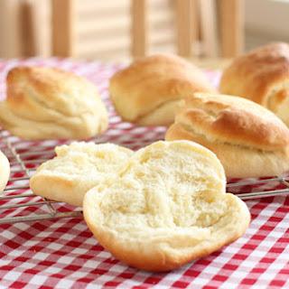 Milk sandwich rolls – Tangzhong method.