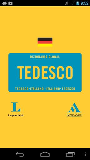 Tedesco-Italiano Dizionario