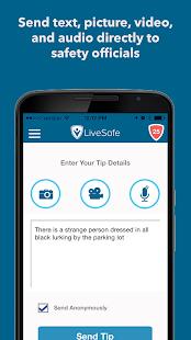 LiveSafe - screenshot thumbnail