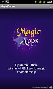 MagicChoice- screenshot thumbnail