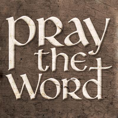 Praying the Word - screenshot