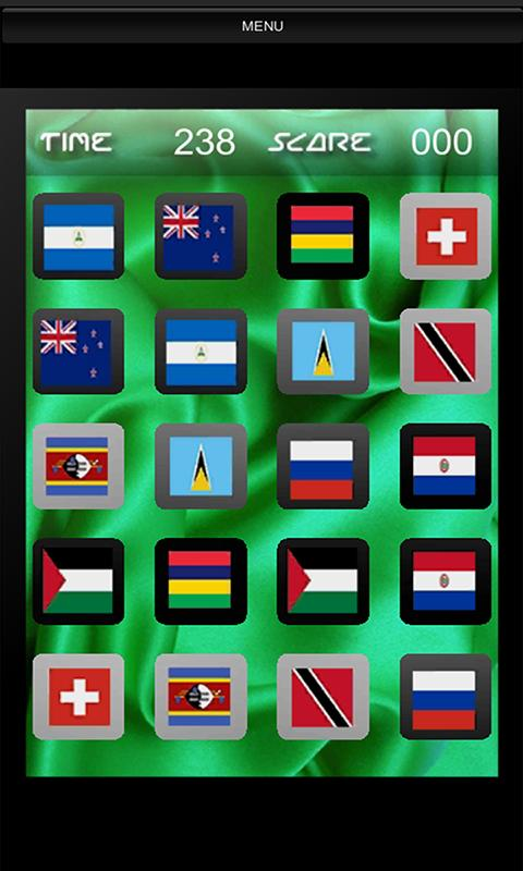 Flags Match Flags - screenshot